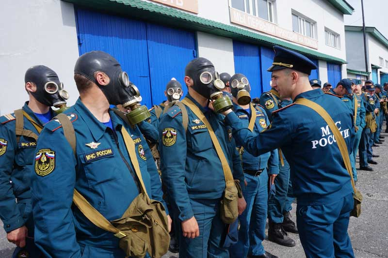 Гражданская оборона - переподготовка